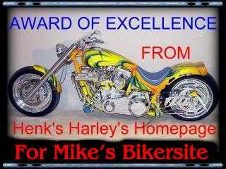 Henks Award